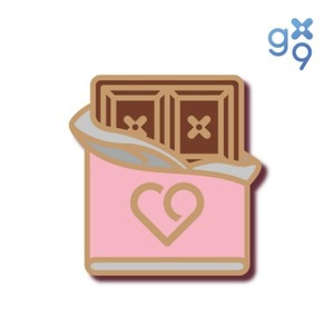 구구단 (GUGUDAN) - [Act.3 Chococo Factory] - 공식뱃지 (OFFICIAL BADGE)