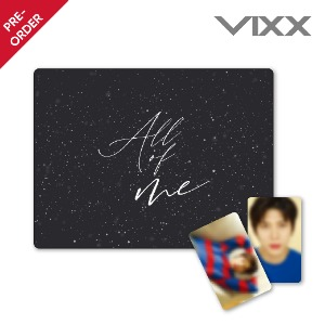 [PRE-ORDER] 빅스 레오(VIXX LEO) - 1st FANMEETING [All of me] - 벨보아 담요 (VELBOA BLANKET)